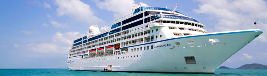 Cruise Ship Azamara Quest