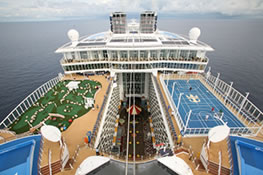 Cruise Ship Games