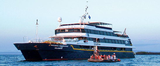 National Geographic Explorer, Lindblad