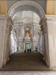 Palace of Caserta, Grand Staircase