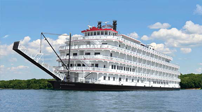 Queen of the Mississippi, American Cruise Lines