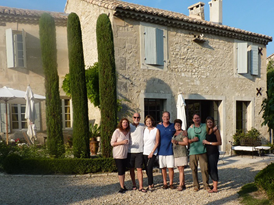 Villa in Provence with your friends