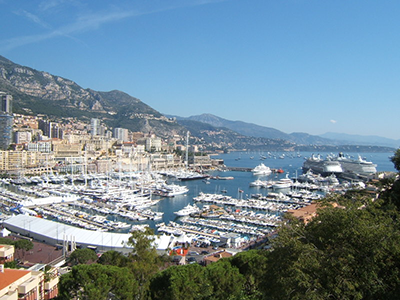 Cruise the Mediterranean - Monaco